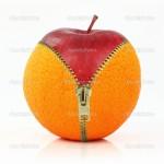 Celulit vs. voće i povrće