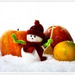 Koje voće najviše godi zdravlju zimi?