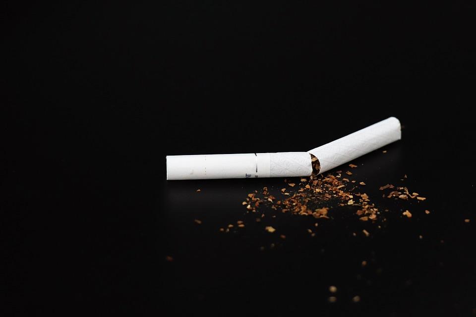 Plašite se gojenja nakon prestanka pušenja?