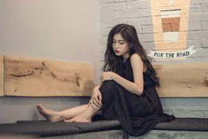 Depresivna žena
