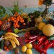 Voće i povrće kao najbolje namirnice za zdravu ishranu.