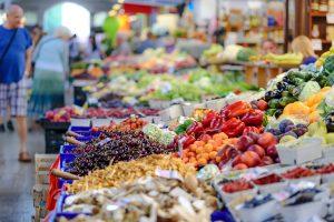 Tezge sa organskom hranom koje prate trend zdrave hrane u Srbiji.